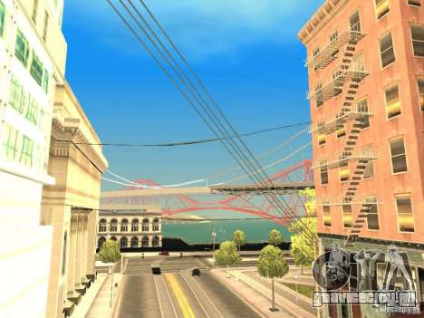 New Sky Vice City для GTA San Andreas восьмой скриншот