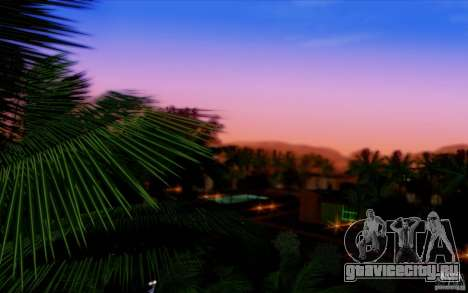 Новый Таймцикл для GTA San Andreas десятый скриншот