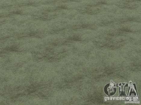 HD текстуры морского дна для GTA San Andreas шестой скриншот