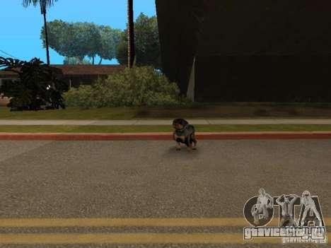 Животные для GTA San Andreas пятый скриншот