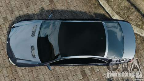 Mercedes-Benz S W221 Wald Black Bison Edition для GTA 4 вид справа