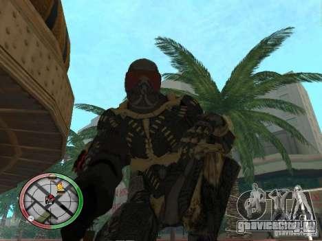 Оружие alien из Crysis 2 для GTA San Andreas второй скриншот