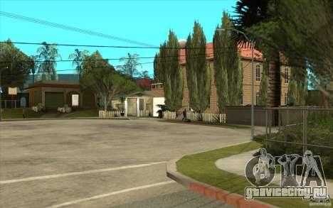 New Grove Street TADO edition для GTA San Andreas четвёртый скриншот