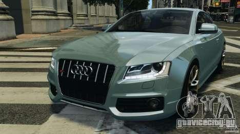 Audi S5 v1.0 для GTA 4