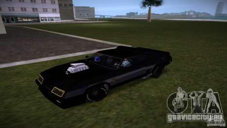 Ford Falcon GT Pursuit Special V8 Interceptor 79 для GTA Vice City