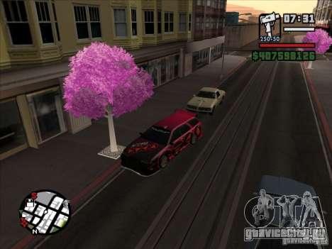 Небольшие мелочи для GTA San Andreas седьмой скриншот
