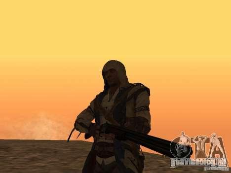 TOZ-34 для GTA San Andreas третий скриншот