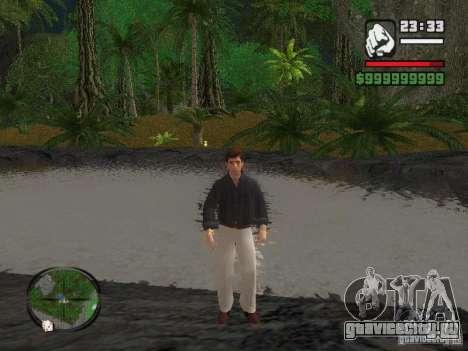Tony Montana в Рубашке для GTA San Andreas