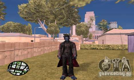 Nightcrawler Skins Pack для GTA San Andreas