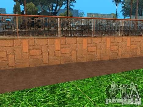 Новый мотель для GTA San Andreas пятый скриншот