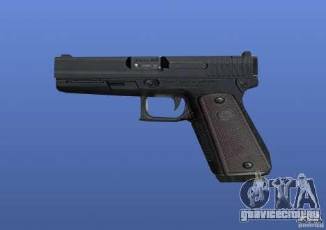 Glock для GTA 4 третий скриншот