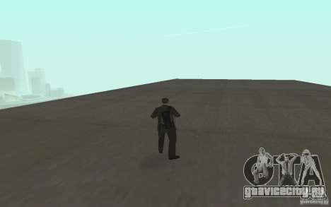 Анимации из GTA IV v2.0 для GTA San Andreas девятый скриншот