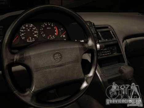 Nissan 300ZX Drift для GTA San Andreas вид справа