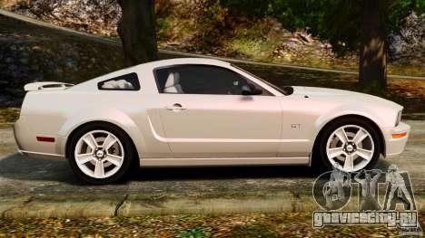 Ford Mustang GT 2005 для GTA 4 вид слева