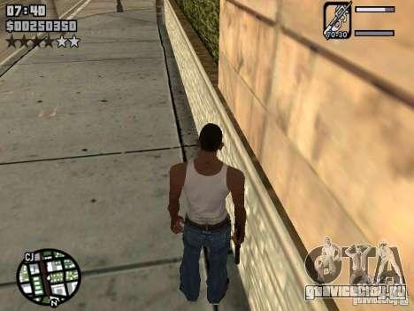 HUD by Neo40131 для GTA San Andreas второй скриншот