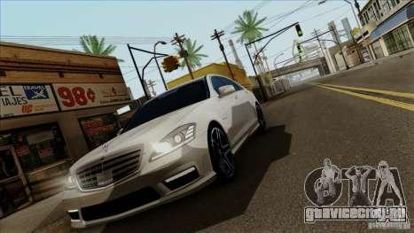 SA Beautiful Realistic Graphics 1.4 для GTA San Andreas третий скриншот