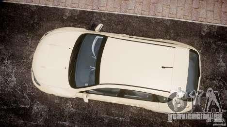 Subaru Impreza WRX STi 2009 для GTA 4 вид справа