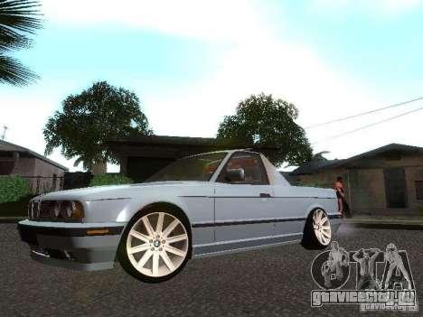 BMW E34 Pickup для GTA San Andreas
