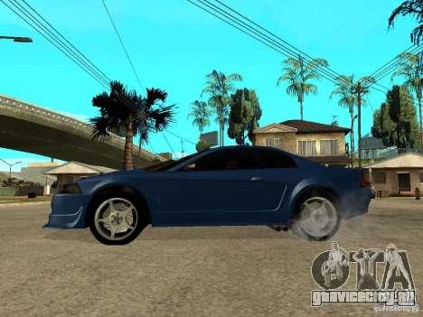 Ford Mustang Cobra R Tuneable для GTA San Andreas вид слева