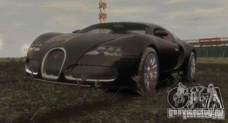 Bugatti Veyron 16.4 v3.1 для GTA 4