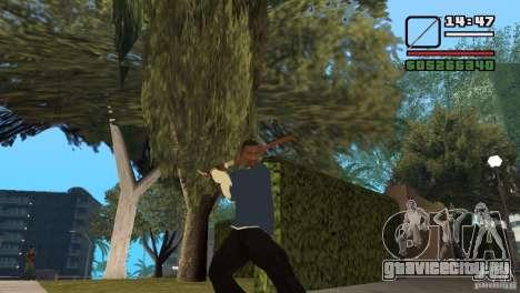 Лом для GTA San Andreas третий скриншот