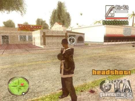 Wild Wild West для GTA San Andreas третий скриншот