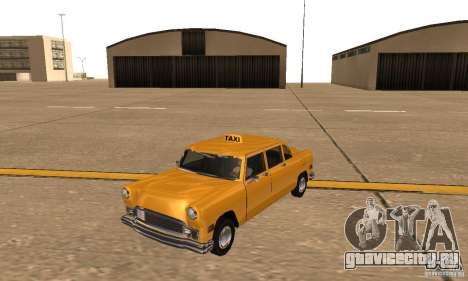 Autumn Mod v3.5Lite для GTA San Andreas восьмой скриншот