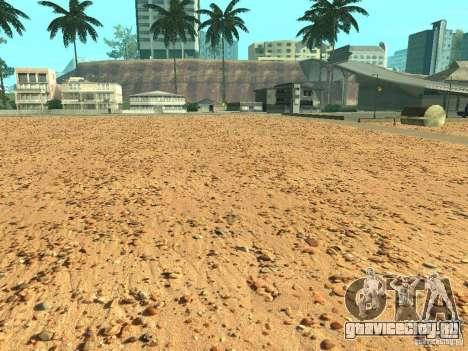 HQ Пляжи v2.0 для GTA San Andreas второй скриншот