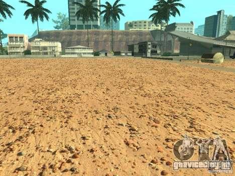 HQ Пляж v1.0 для GTA San Andreas пятый скриншот