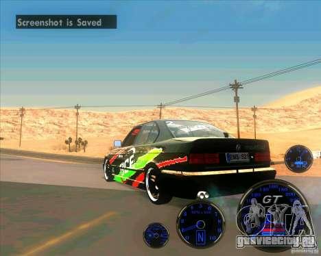 BMW E34 V8 - Darius Balys для GTA San Andreas