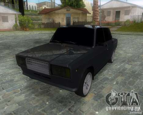 VAZ 2107 Drift Enablet Editional i3 для GTA San Andreas