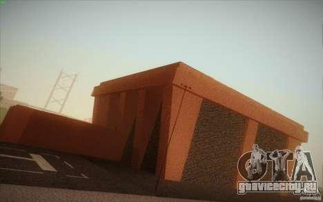 New SF Army Base v1.0 для GTA San Andreas восьмой скриншот