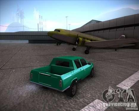АЗЛК 2335-21 для GTA San Andreas вид слева
