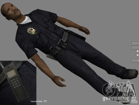 Ретекстуризация персонажей для GTA San Andreas шестой скриншот
