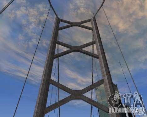 Новые текстуры трёх мостов в SF для GTA San Andreas второй скриншот