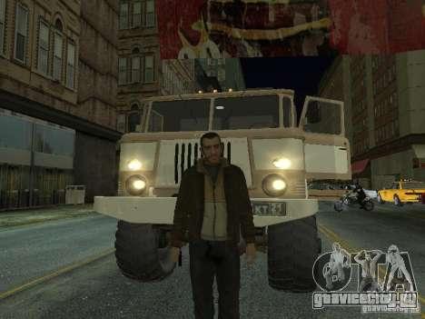 ГАЗ 66 Парадный для GTA San Andreas