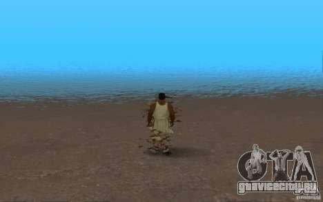 ENB Realistic Water для GTA San Andreas четвёртый скриншот