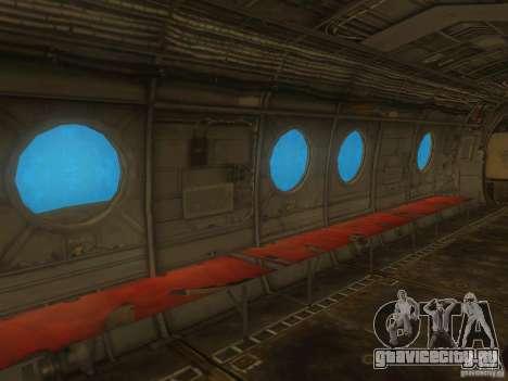 CH46 для GTA San Andreas вид сбоку