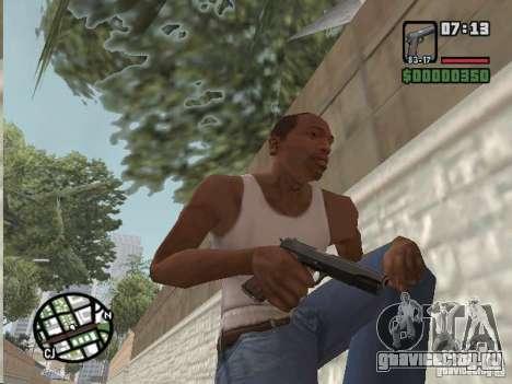 Mafia II Full Weapons Pack для GTA San Andreas пятый скриншот