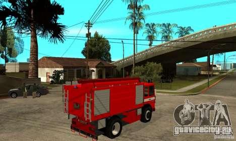 Roman 8135 FA для GTA San Andreas вид справа