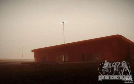New SF Army Base v1.0 для GTA San Andreas шестой скриншот
