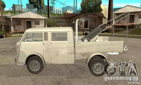Tempo Matador 1952 Towtruck version 1.0 для GTA San Andreas вид слева