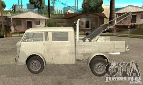 Tempo Matador 1952 Towtruck version 1.0 для GTA San Andreas вид слева