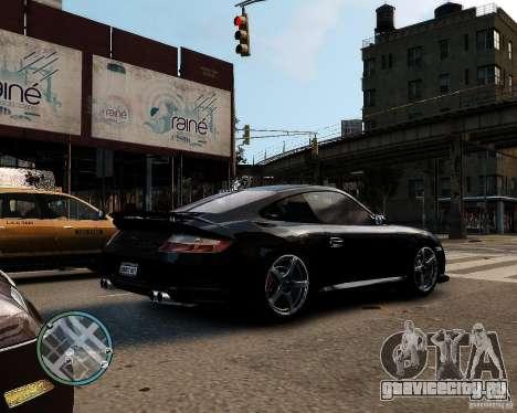 Ruf Rt 12 для GTA 4 вид справа