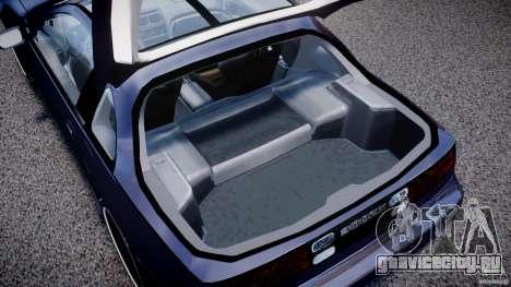 Nissan 300zx Fairlady Z32 для GTA 4 вид сбоку