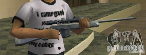 Max Payne 2 Weapons Pack v2 для GTA Vice City