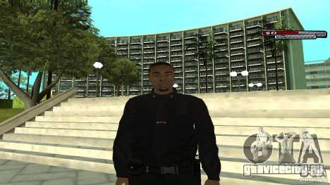 Офицер полиции для GTA San Andreas