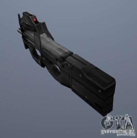 CS Guns Beta 1B для GTA San Andreas шестой скриншот
