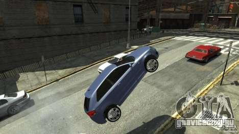 Audi S3 2006 v1.1 тонированая для GTA 4 вид сзади