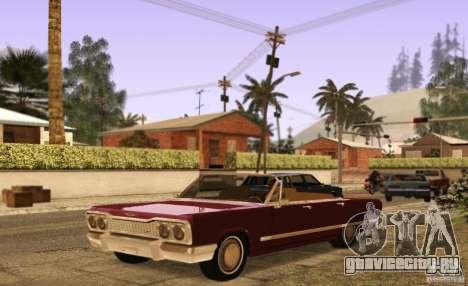 Savanna Detroit 1965 ( v. 2 ) для GTA San Andreas